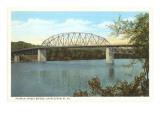 Patrick Street Bridge  Charleston  West Virginia