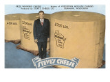 Steve&#39;s Giant Cheeses from Wisconsin