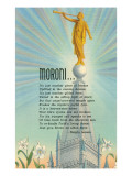 Mormon Statue  Angel Moroni