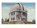 Dominion Observatory  Victoria  British Columbia