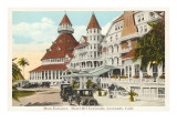 Hotel del Coronado  San Diego  California