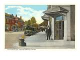 Old Slave Block  Fredericksburg  Virginia