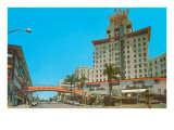 El Cortez Hotel  San Diego  California