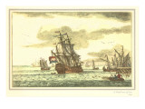 Dutch Man-of-War  Galleon