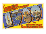 International Exposition  San Francisco  California