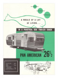 Travel Trailer Advertisement