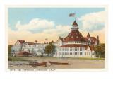 Hotel del Coronado  San Diego  California