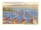 San Francisco-Oakland Bay Bridge  California