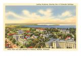 University  Views of Madison  Wisconsin