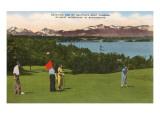 Golf  Seattle  Washington