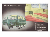 Vacationer Amphibian Travel Trailer