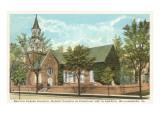 Bruton Parish Church  Williamsburg  Virginia