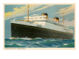 MV Britannic  Ocean Liner