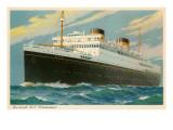 MV Britannic  Ocean Liner