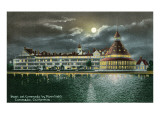 Hotel del Coronado by Moonlight  San Diego  California