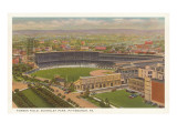 Forbes Field  Pittsburgh  Pennsylvania