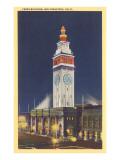 Ferry Building  San Francisco  California