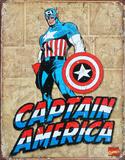Captain America Panels