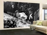 Sen John Kennedy and His Bride Jacqueline in Their Wedding Attire