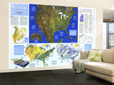 1993 Water Precious Resource Map