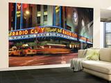Manhattan  Radio City Music Hall  New York City  New York State  USA