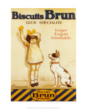 Biscuits Brun