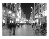 Las Ramblas at Night
