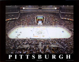 Mellon Arena - Pittsburgh  Pennsylvania