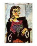Portrait of Dora Maar  c1937