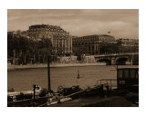 River Seine from the Quays