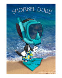Snorkel Dude