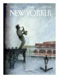 The New Yorker Cover - September 12  2005