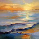 Ocean Overture Reproduction d'art par Vicki Mcmurry