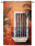 Moroccan Balcony