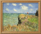 Cliff Walk at Pourville  1882