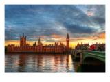 Approaching London