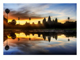 Sunrise Discovery of Angkor Wat