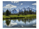 The Tetons  Revisited
