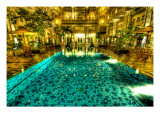 The pool that taunted me in Jogjakarta