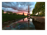 Reflections on the Eiffel Tower