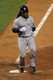 Milwaukee Brewers v St Louis Cardinals - Game Three  St Louis  MO - October 12: Rickie Weeks