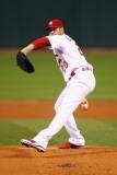 Milwaukee Brewers v St Louis Cardinals - Game Three  St Louis  MO - October 12: Chris Carpenter