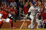 2011 World Series G 6 - Texas Rangers v St Louis Cardinals  St Louis  MO - Oct 27: Josh Hamilton