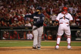 Milwaukee Brewers v St Louis Cardinals - Game Five  St Louis  MO - October 14: Prince Fielder