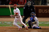 2011 World Series G 6 - Texas Rangers v St Louis Cardinals  St Louis  MO - Oct 27: Lance Berkman
