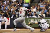 St Louis Cardinals v Milwaukee Brewers - Playoffs Game Six  Milwaukee  WI - October 16: Allen Craig