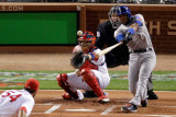 Texas Rangers v St Louis Cardinals  St Louis  MO - Oct 27: Elvis Andrus and Jaime Garcia