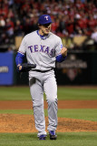 2011 World Series G 6 - Texas Rangers v St Louis Cardinals  St Louis  MO - Oct 27: Derek Holland