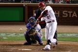2011 World Series Game 6 - Texas Rangers v St Louis Cardinals  St Louis  MO - Oct 27: Allen Craig