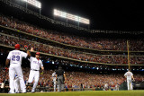 Detroit Tigers v Texas Rangers - Game Six  Arlington  TX - Oct 15: Josh Hamilton and Adrian Beltre